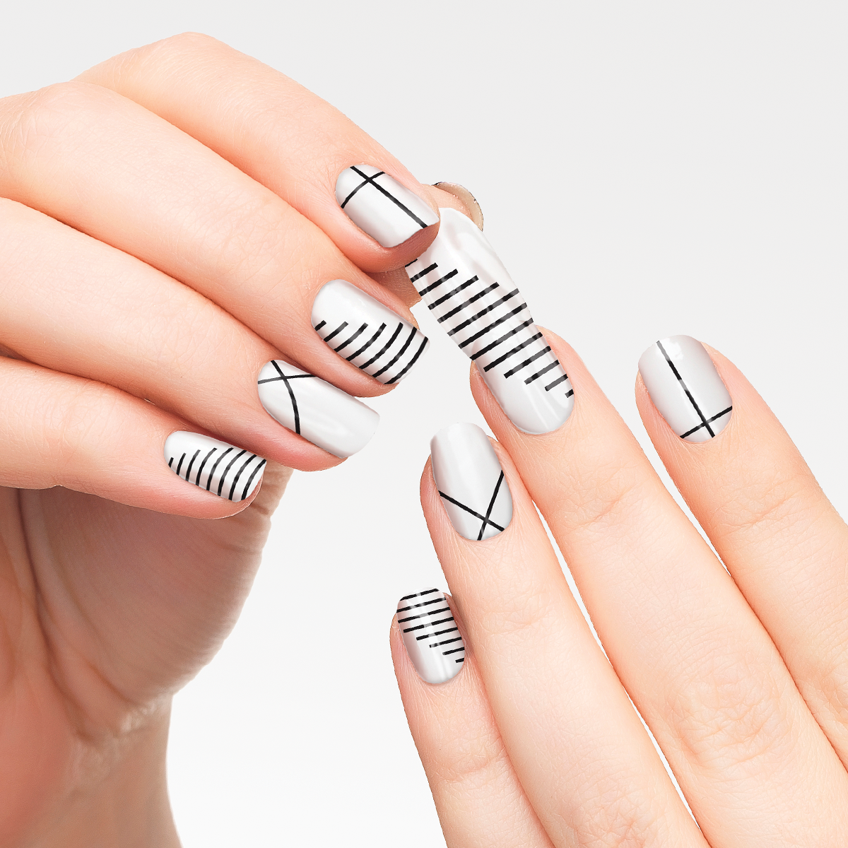 We Are Thrilled To Be Carried At Ulta Our Favorite Nail Art Solid Color French Manicure And Accent Shades Incoco Polish Strips