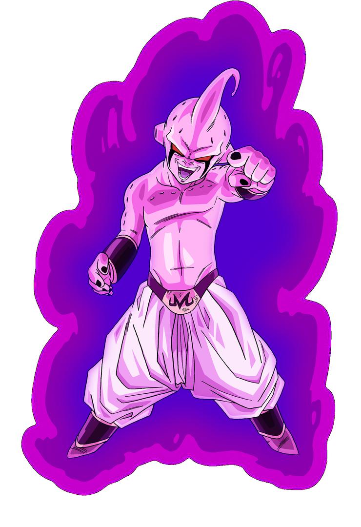 Evil Kid Buu Render Xenoverse By Maxiuchiha22 Dragon Ball Art Dragon Ball Super Dragon Ball