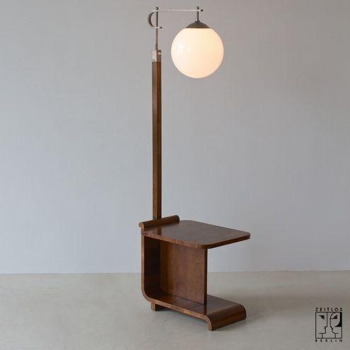 stehleuchte art d co zeitlos berlin accessoires for home pinterest berlin und m bel. Black Bedroom Furniture Sets. Home Design Ideas