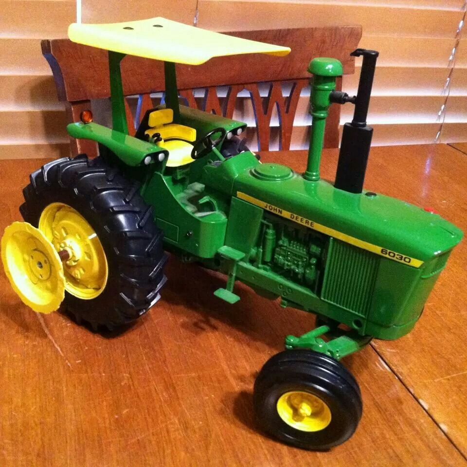 Custom Toy Farm Equipment - Year of Clean Water