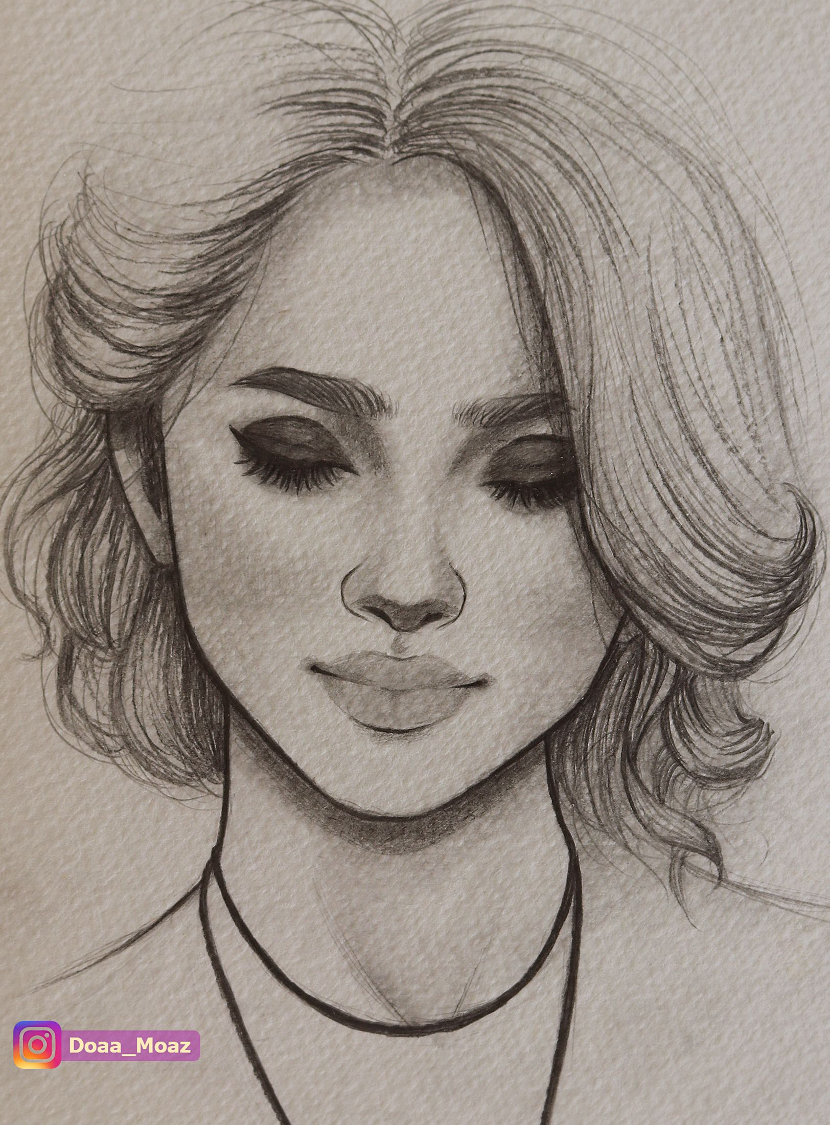 Portrait Sketch With Pencil Click To See More On Instagram Drawing Art Portrait Sketch Art Drawings Sketches Creative Girl Drawing Sketches Art Drawings