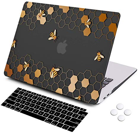 Icasso Macbook Air 13 Inch Case 2020 2019 2018 Release A1932 A2179 With Touch Id Retina Display In 2020 Macbook Air Case 13 Inch Macbook Air 13 Inch Macbook Air