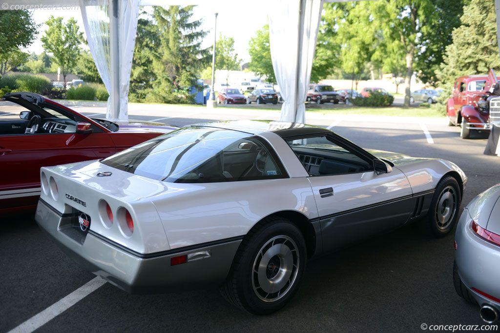 1984 Chevrolet Corvette Chevrolet corvette, Chevrolet