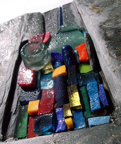 Little Henge mosaic detail Website shot | Flickr - Photo Sharing!