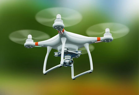 Drone Technology Will Revolutionize the Enterprise