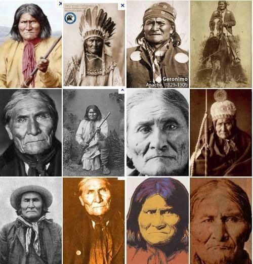 Geronimo - an American Warrior