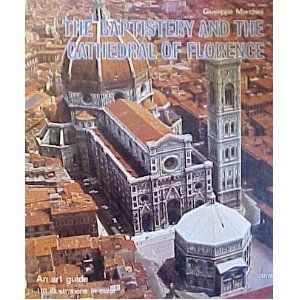Click on the image for more details! - The Baptistery and the Cathedral of Florence (An Art Guide) (Paperback)