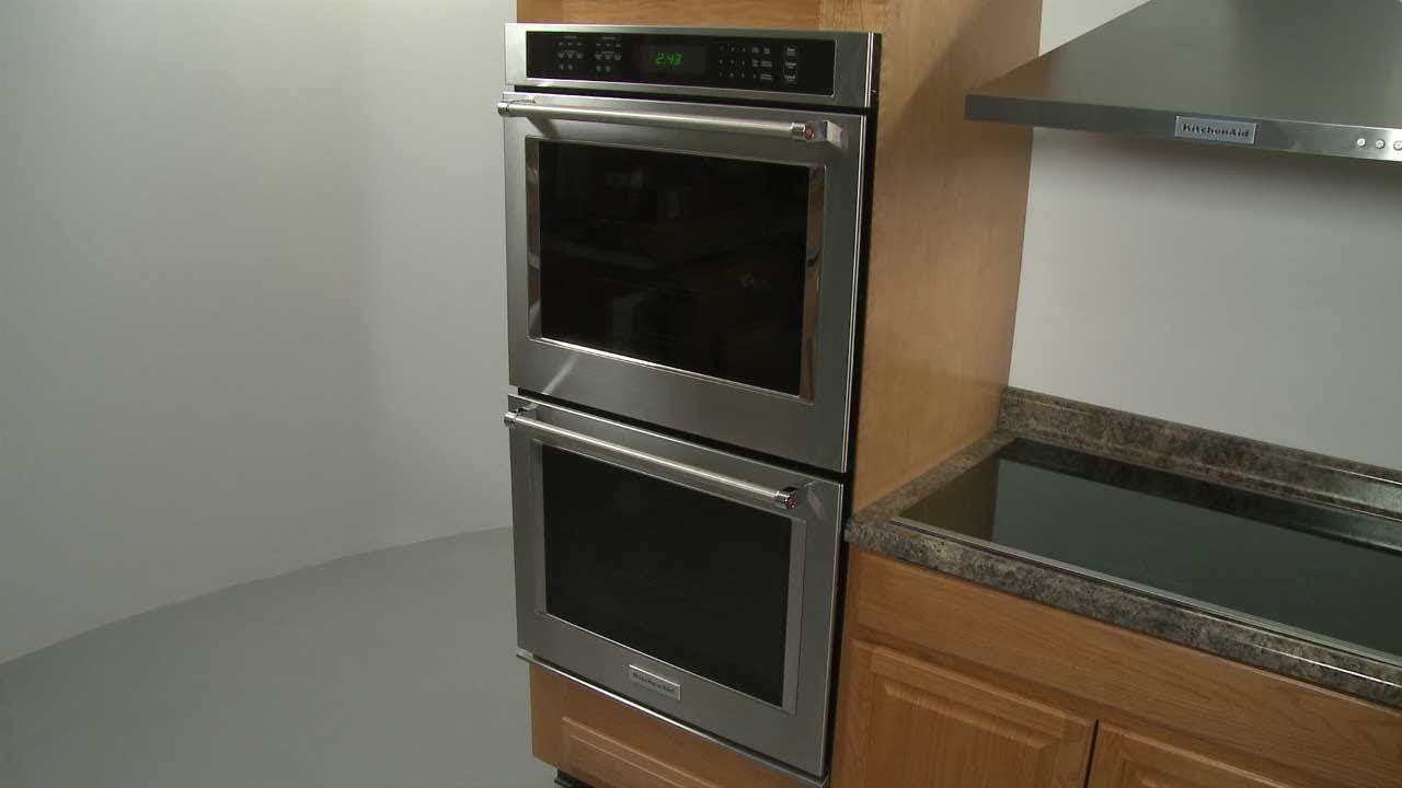 The Best Kitchenaid Superba Double Oven Model Number And Review In 2020 Oven Models Double Oven Kitchen Aid