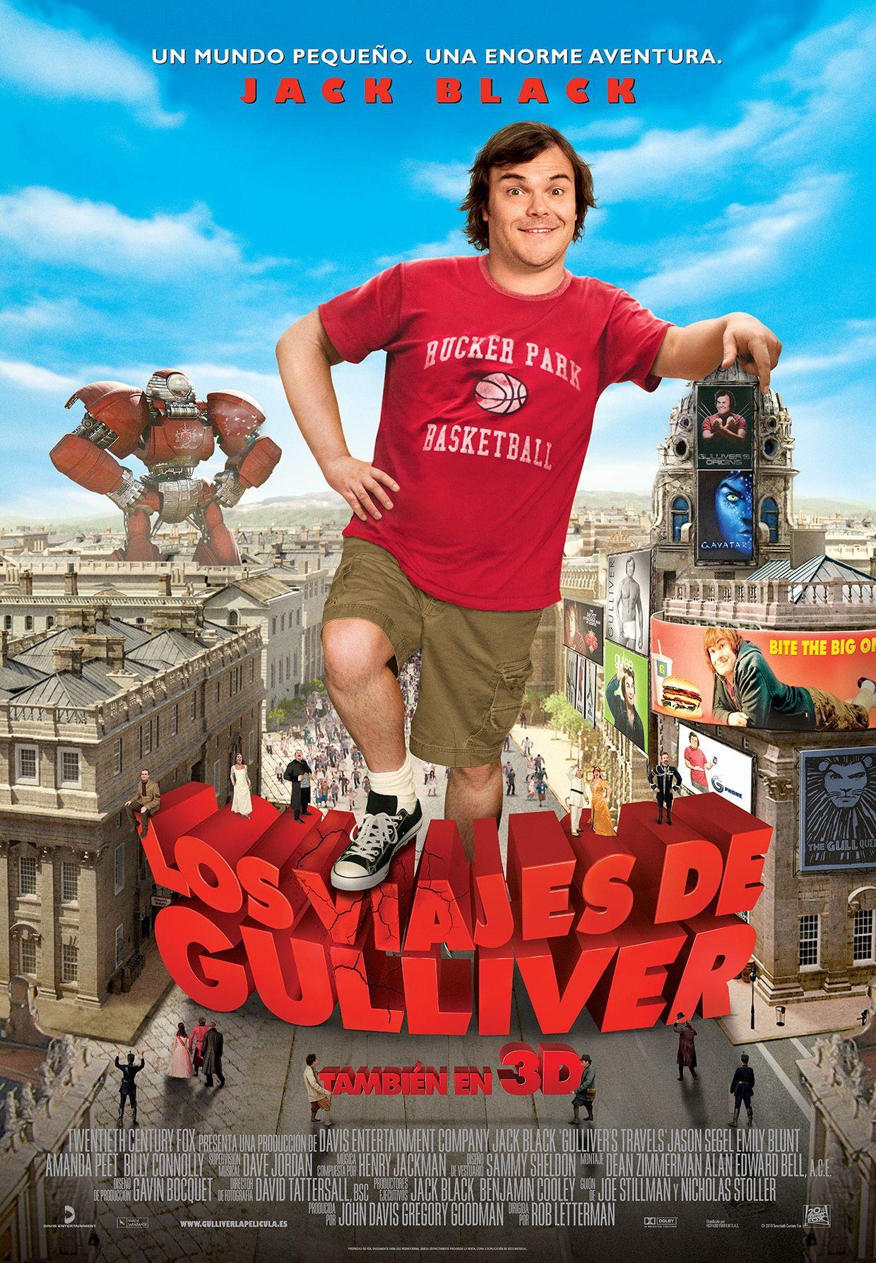 Los Viajes De Gulliver Gulliver S Travels Peliculas Ver Peliculas Gratis Peliculas En Espanol
