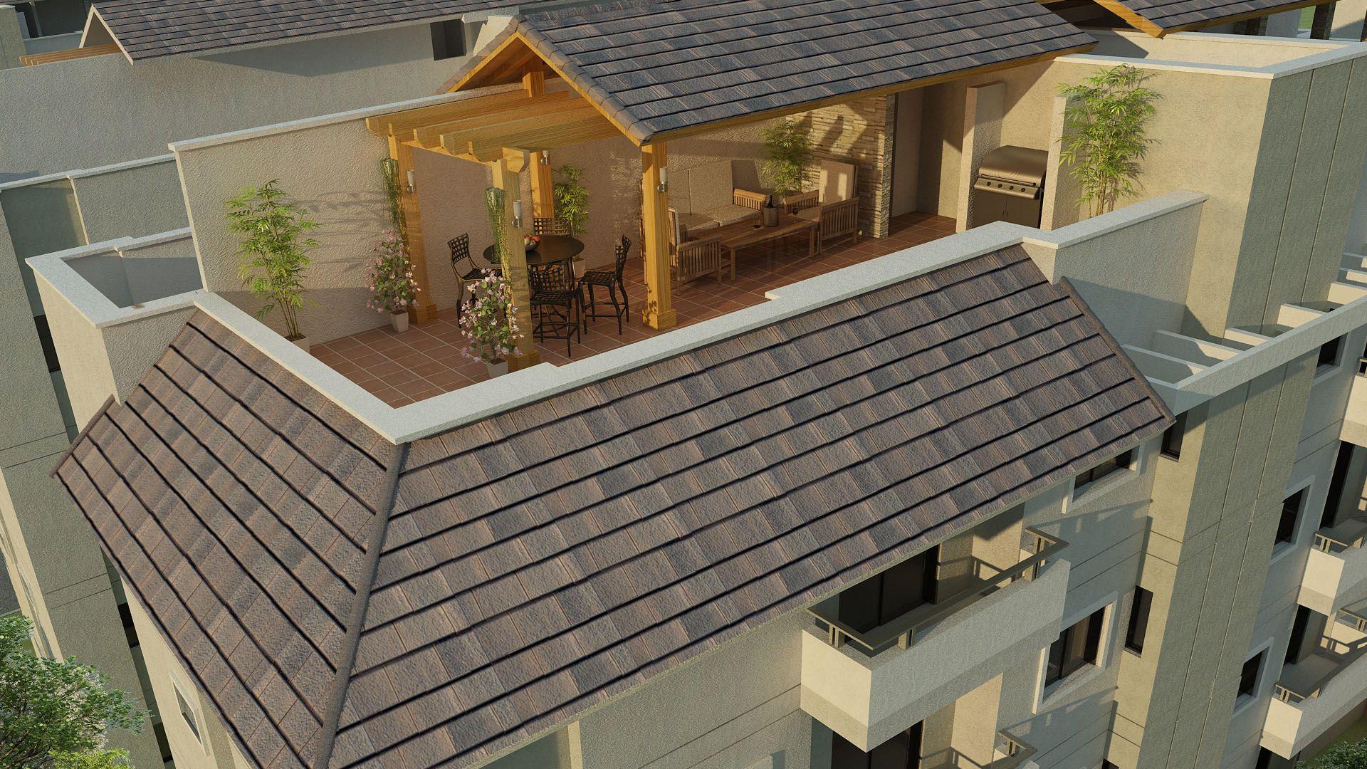Azoteas terrazas buscar con google azoteas pinterest for Toldos para terrazas en azoteas