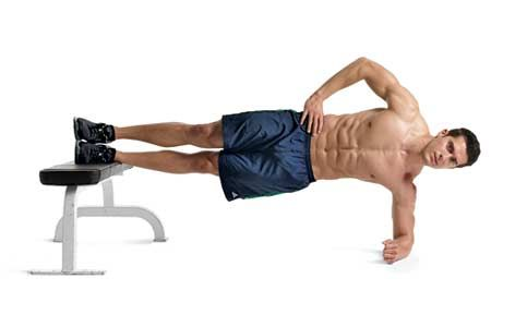 The Ultimate Ab Workout | Side plank, Strength workout and Workout