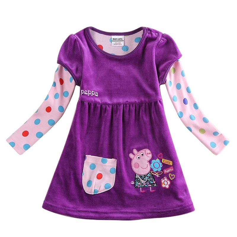 Ropa de niño vestido de las muchachas niños vestidos para niñas ...