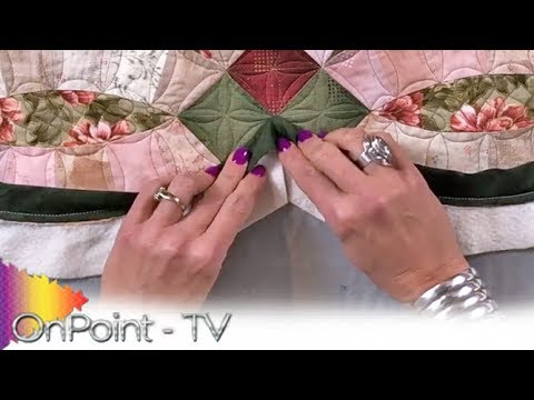 (4) OnPoint TV Ep. 409 Bias Binding A Double Wedding Ring