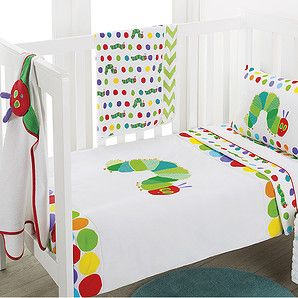 The Very Hungry Caterpillar *NEW* BEDDING SET all sizes available