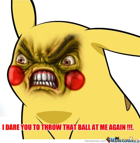 Trololo Pikachu Kid Friendly Memes Pokemon