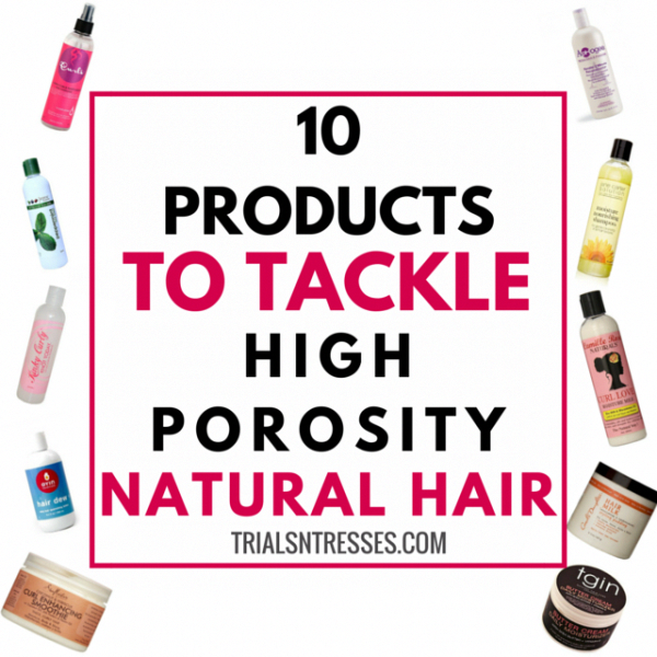 Proper Hair Care Routine for High Porosity Hair in 2020