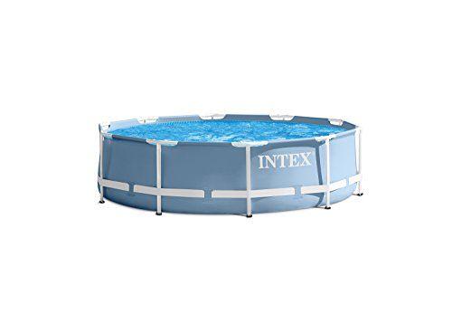 Intex Prism Frame Set Collapsible Swimming Pool, 305 x