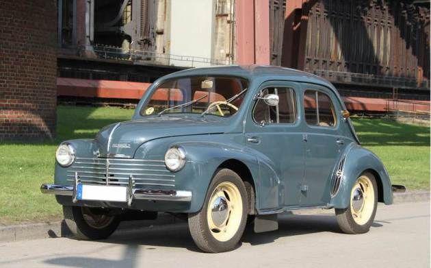 Epingle Sur My 4cv Renault