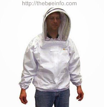 Beekeeping Veil With Bee Keeping Suit Professional Small//Medium Beekeeper READ D