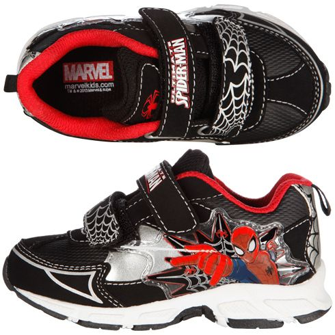 Marvel HeroesBoys' Spider-Man Runner