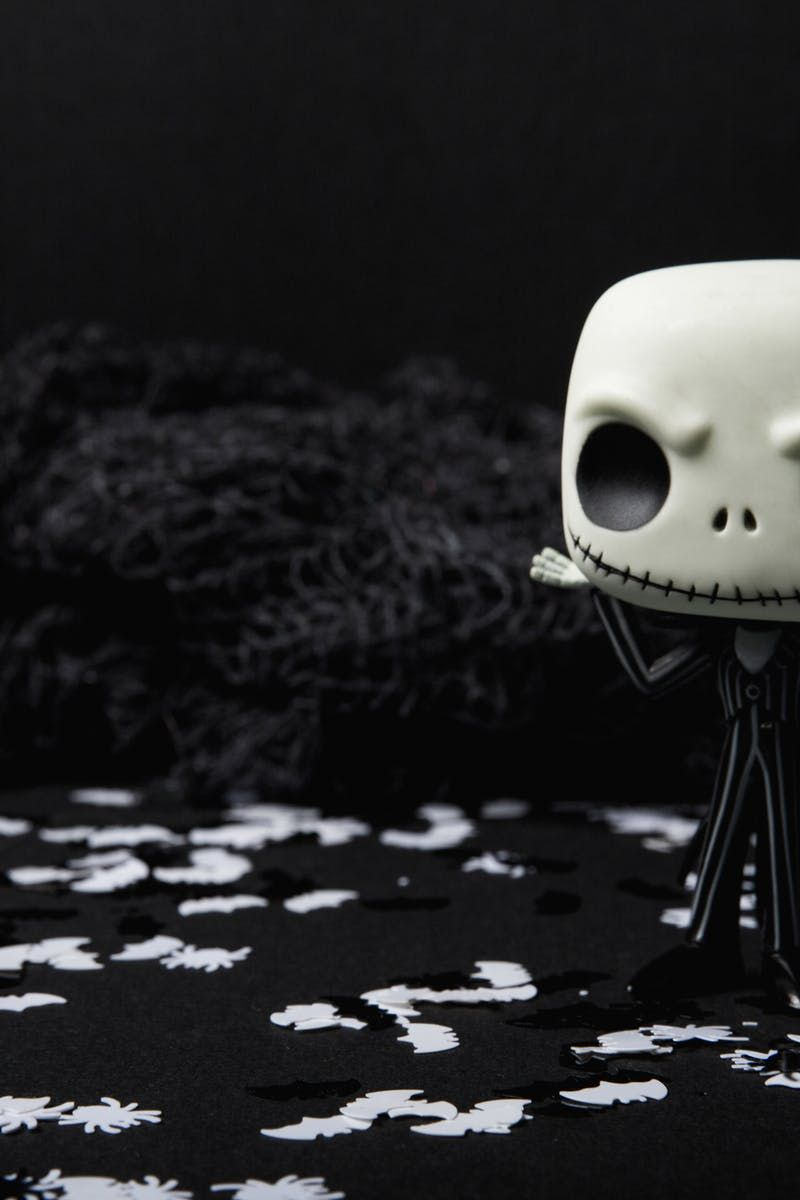 Jack Skelington Vinyl Figure · Free Stock Photo