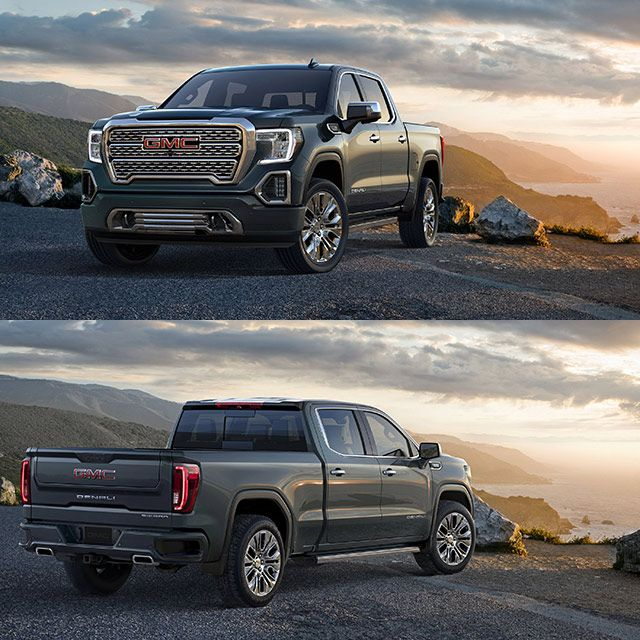 New 2019 Gmc Sierra 1500 Gets Carbon Fiber Bed And A Wacky Two