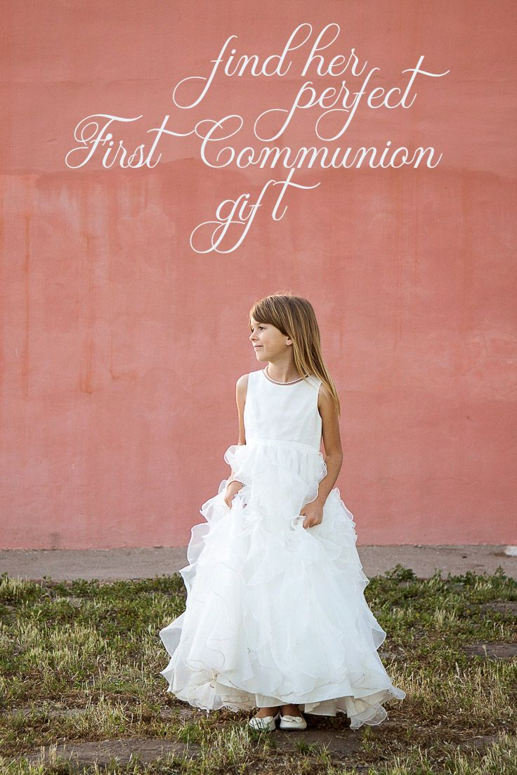 Beautiful real pearl First Communion jewelry gift ideas for your ...