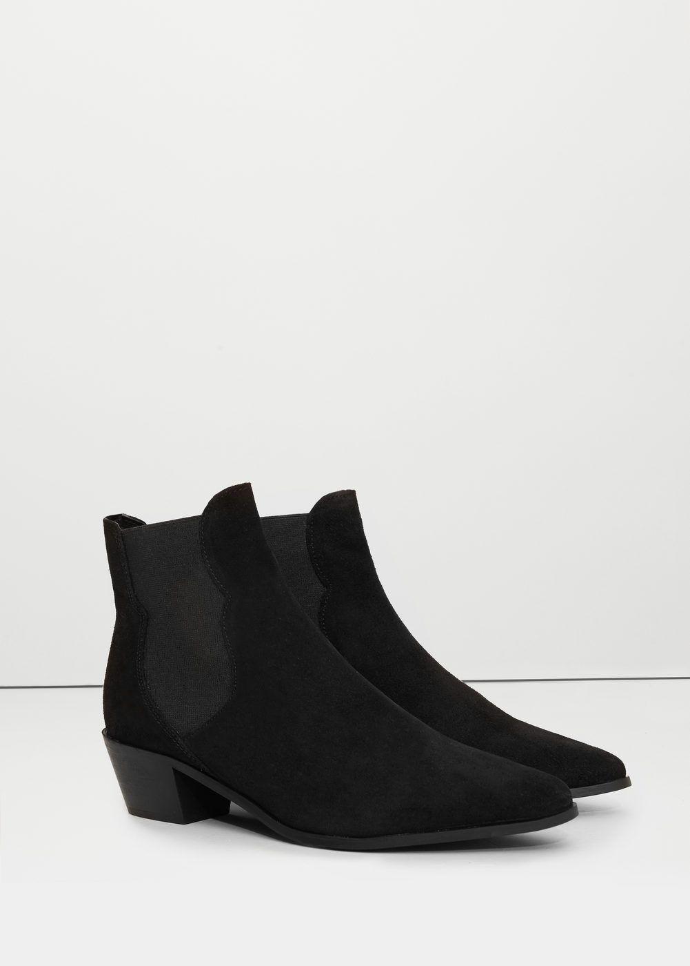 Piel Mujer Chelsea Wishlist Zapatos Pinterest Endless Botín qpSwx656