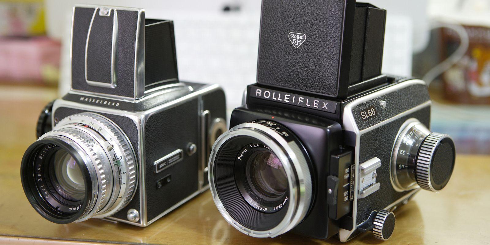 27f9c851984 Rolleiflex SL66 V.S Hasselblad 500C - 1