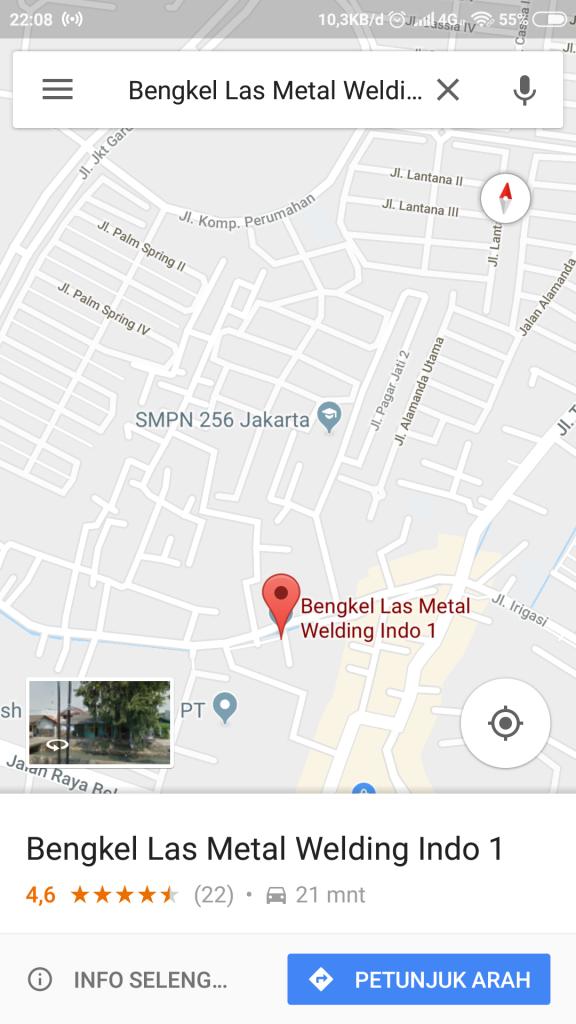 Kanopi Baja Ringan Bekasi Utara Pin On Bengkel Las Dan Jakarta