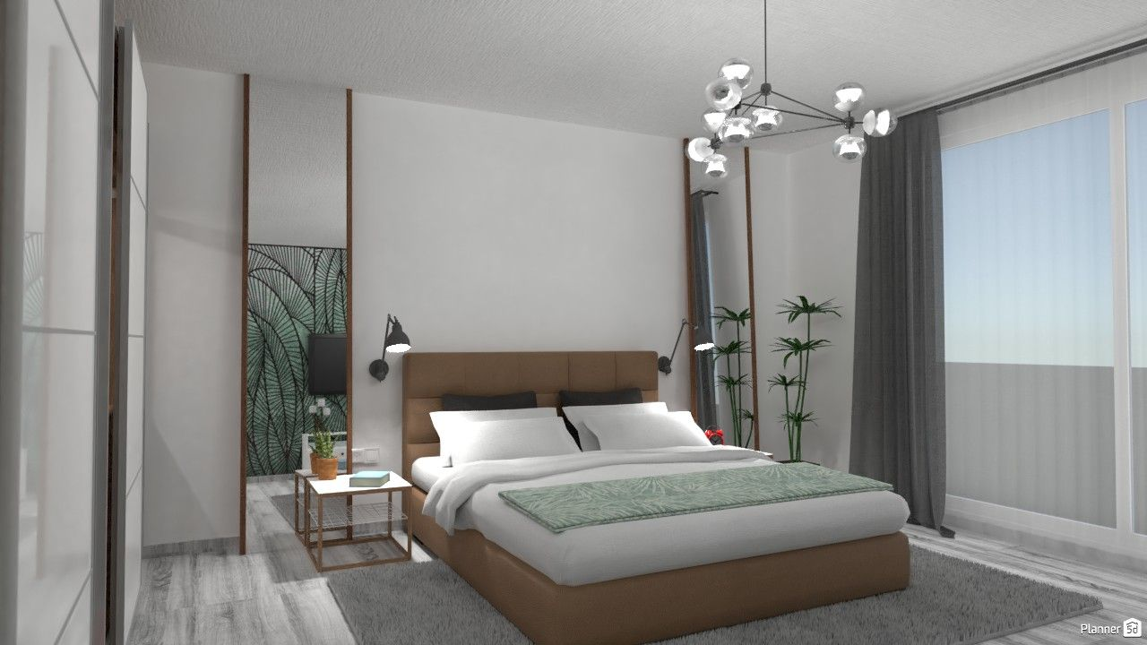 Use Planner 5d To Create Beautiful Floor Plans And Interior Designs Like A Pro Bedroom Inte Interior Design Like A Pro Bedroom Planner Interior Design Bedroom