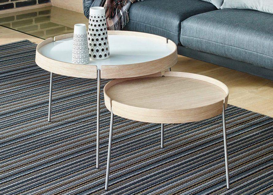 Des Tables Gigognes En Bois La Redoute Interieurs Couchtische Tisch Wohnzimmer