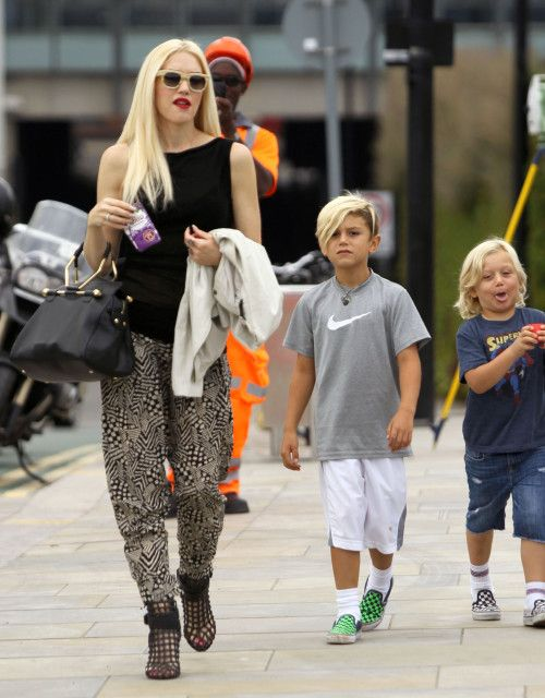 Report gwen stefani is pregnant my fave preggars report gwen stefani is pregnant sciox Gallery