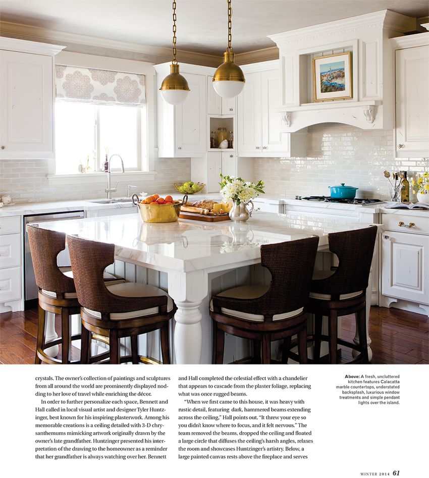 Alice Lane in Utah Style | Kitchen window treatments, Kitchens and ...