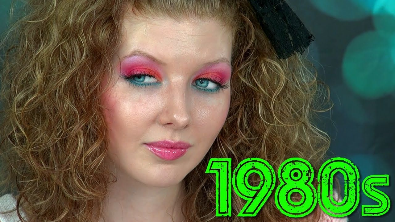 Historically Accurate 1980s Makeup Tutorial With Images 1980s
