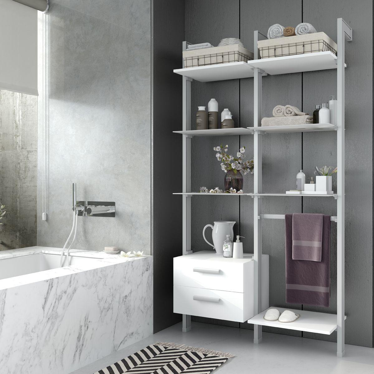 7 proyectos de bricolaje para tu cuarto de baño | Diseño ...