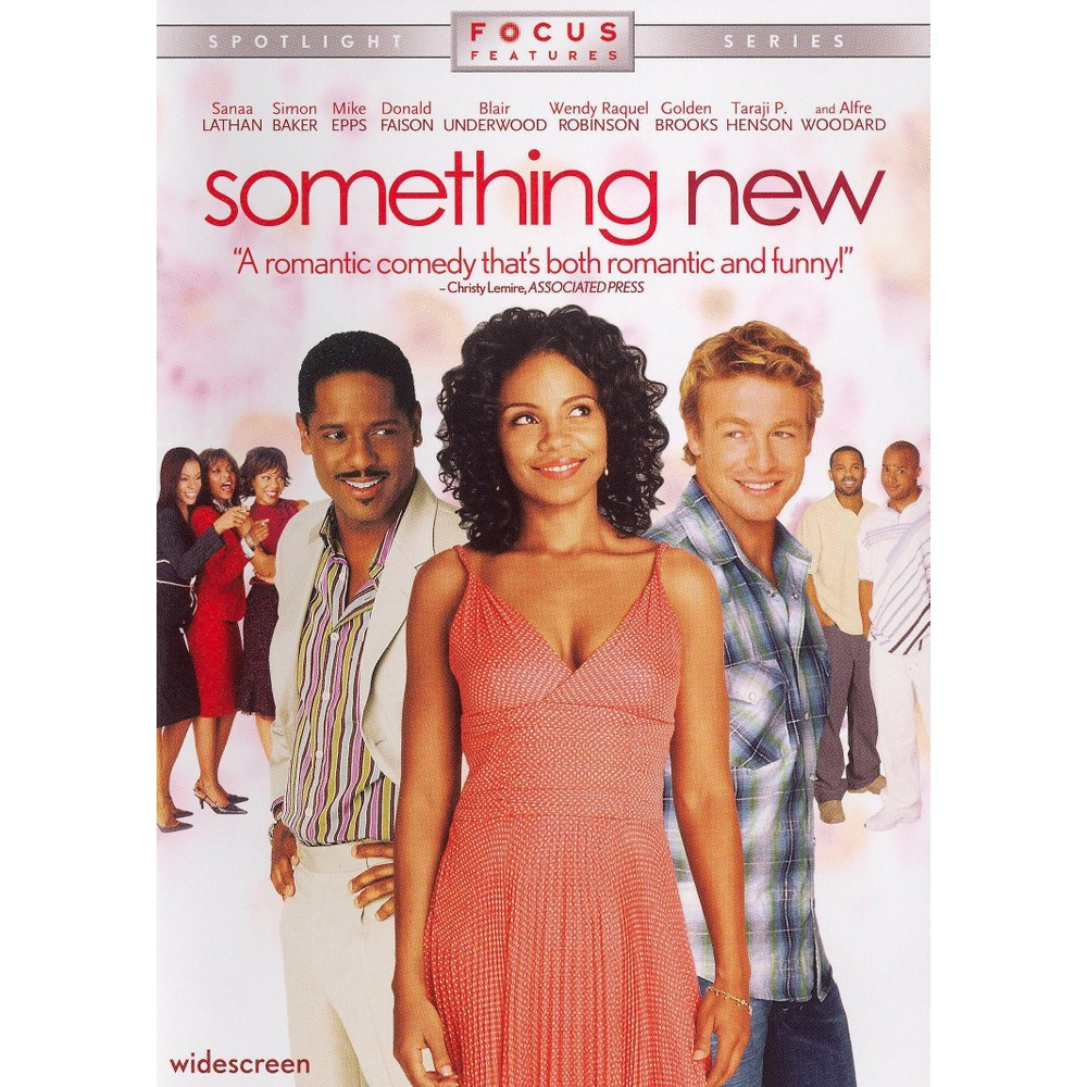 movie something new by Ary