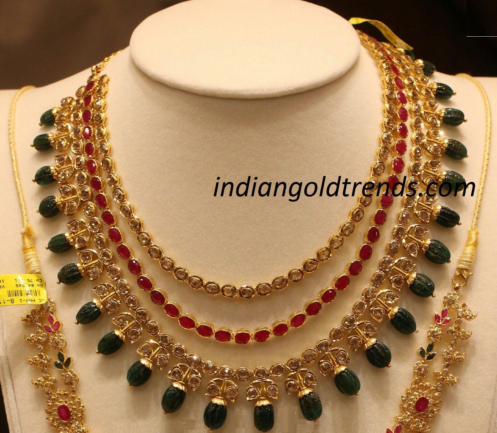 Saree jewellery images pin by anushree on sarees u jewellery  pinterest  discover more