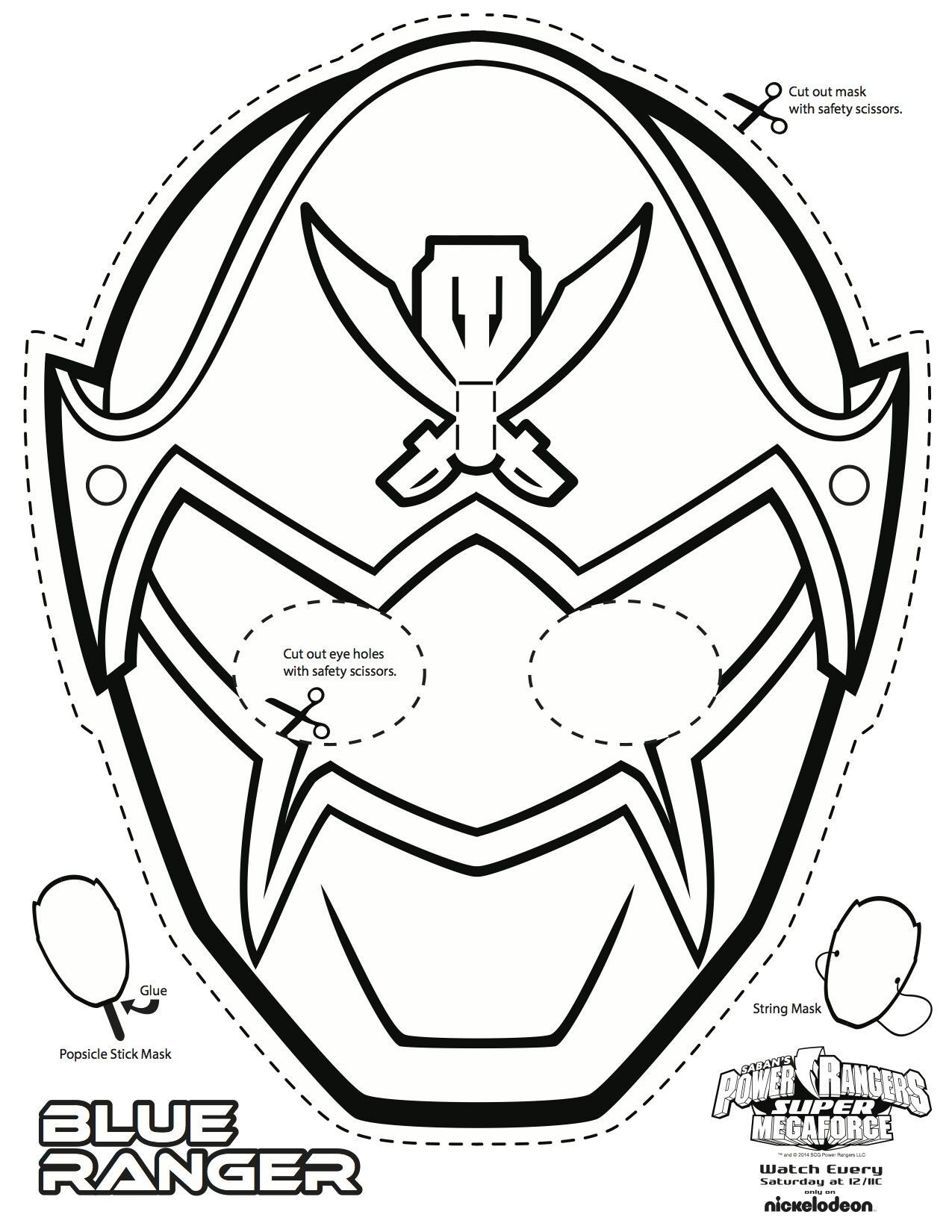 Pin By My Info On Projects To Try Power Rangers Mask Power Rangers Coloring Pages Power Ranger Birthday