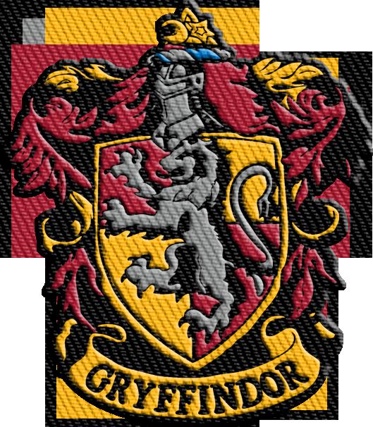 Harry potter gryffindor iron on patch geek baby harry potter patch harry potter dress up - Gryffondor blason ...