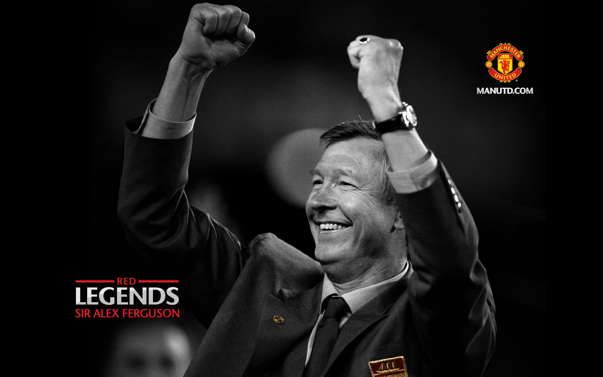 Sir Alex Ferguson, there will never be a greater coach