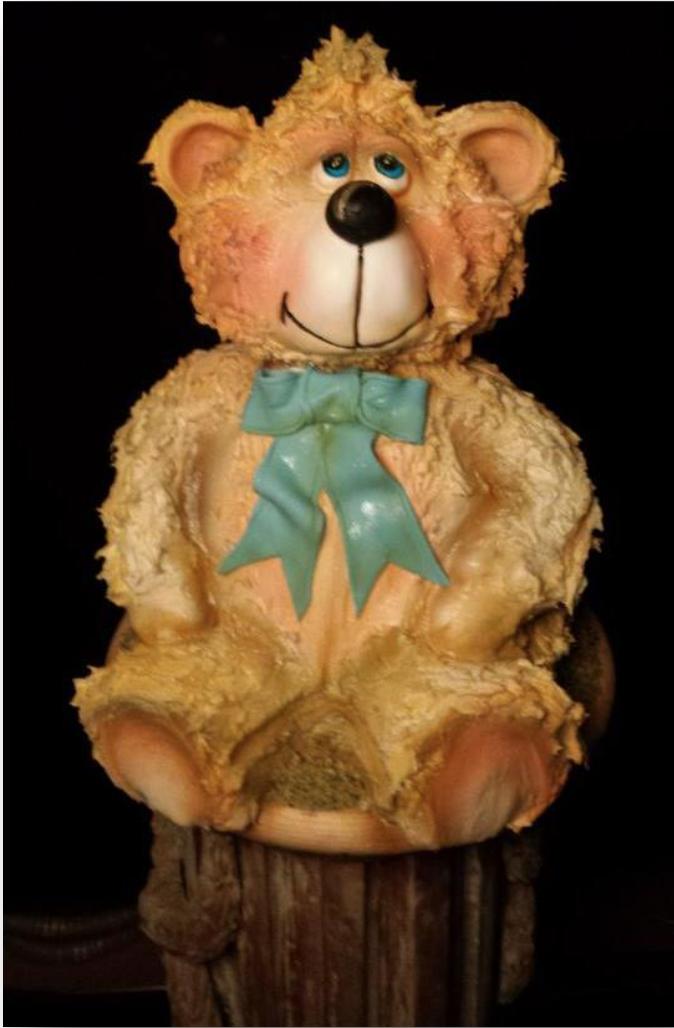 Introducing: Teddy Bear Cake Exposed! - Creativiu: Premium Online Courses & Classes