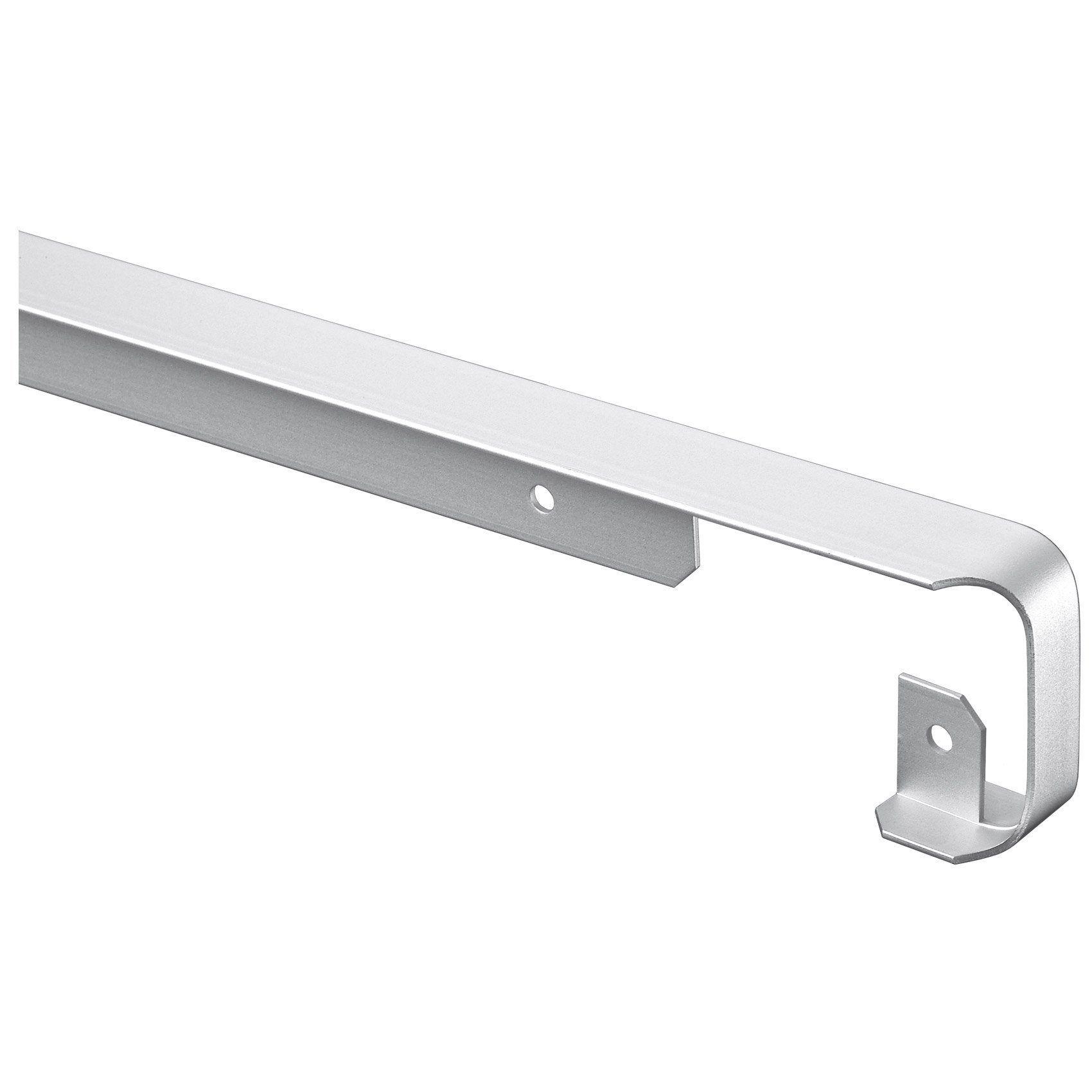 Profil De Jonction D Angle Carre Aluminium L 76 6 X L 1 89 Cm Sptd Profil Angles Et Carre
