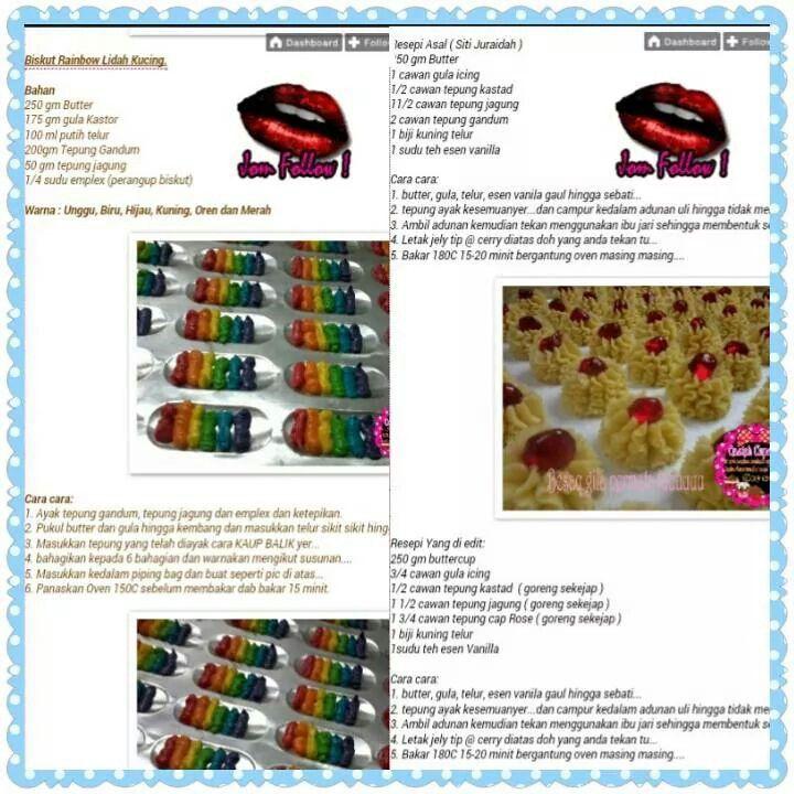 Biskut Lidah Kucing Cookie Recipes Recipes Cookies