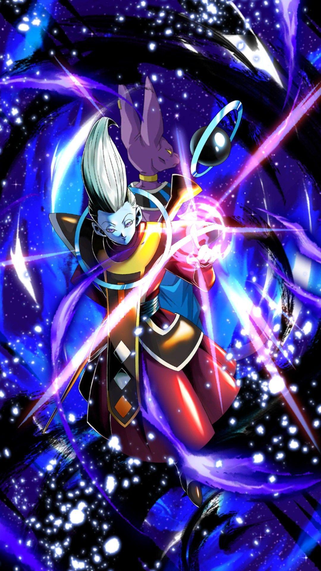 Whis Y Beerus Dragon Ball Z Batalla De Los Dioses Primera Aparicion Personajes De Dragon Ball Personajes De Goku Dragones
