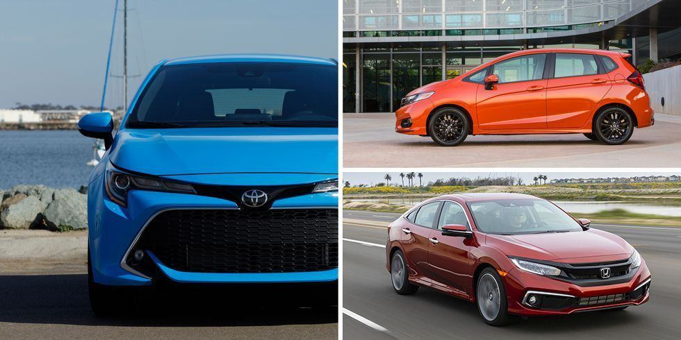 10 Non Hybrid Cars That Score The Highest Mpg In 2019 2020 Fuel