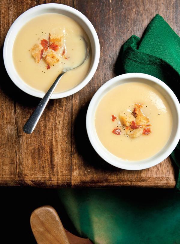 Ricardo's recipe: Cream of Cabbage Soup