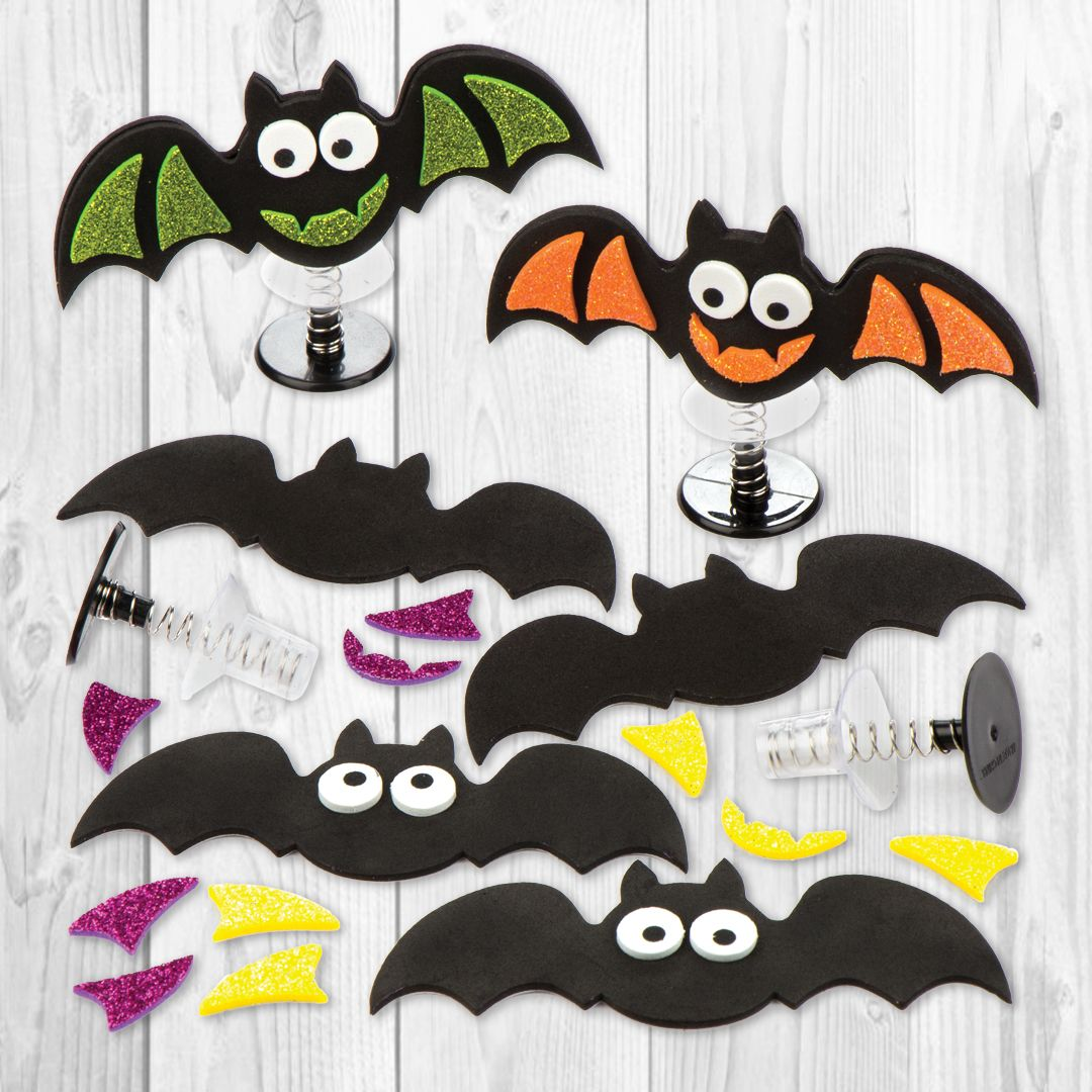 37++ Halloween bat craft kit ideas