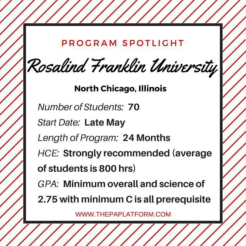 Program Spotlight on @RosalindFranklinUniversity in North Chicago - diversity statement