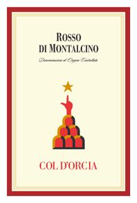 Col d'Orcia - Rosso di Montalcino DOC 2009